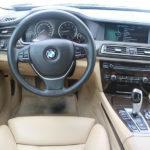 Фото салона BMW 730 2012