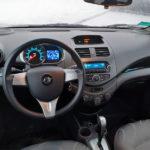 Фото салона Chevrolet Spark 2018