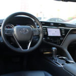 Фото салона Toyota Camry 2019