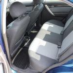 Фото салона внутри Chevrolet Aveo (Ravon R3) 2021