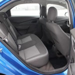 Фото салона внутри Chevrolet Cobalt (Ravon R4) 2018