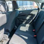 Фото салона внутри Ford Fiesta Sedan 2017