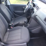 Фото салона внутри Volkswagen Polo 2020