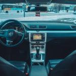 Фото салона Volkswagen Passat CC 2016