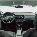 Фото салона Volkswagen Polo 2021
