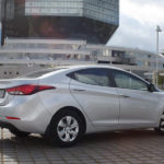 Hyundai Elantra 2015 АКПП