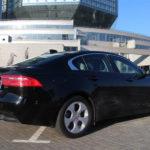 Jaguar XE 2017 АКПП