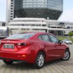 Mazda 3 2016 АКПП