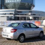 Renault Logan 2017 1,6 бензин