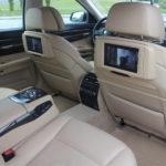 Сиденья BMW 730 2012