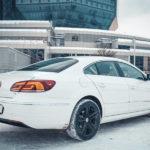 Volkswagen Passat CC 2016 АКПП